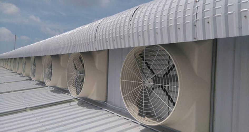 cách bảo trì bảo dưỡng quạt hút công nghiệp