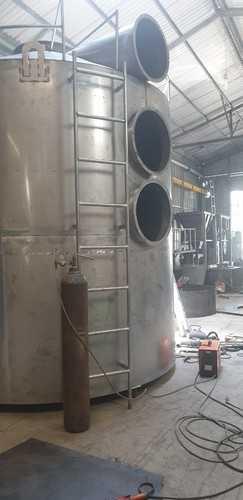 cung cấp thiết bị xử lý khí thải